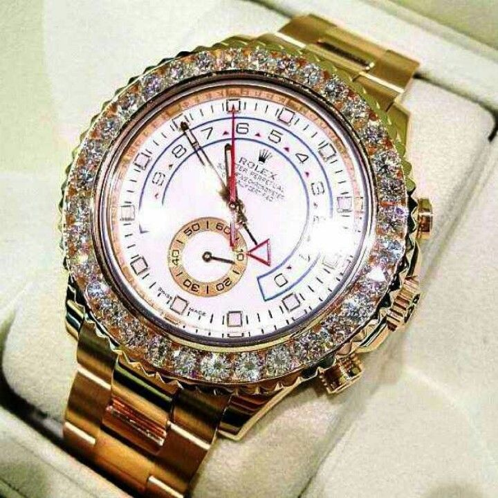 Id die for a Rolex!!! Not a big watch girl but this here is beautiful! 24a45e16eb3