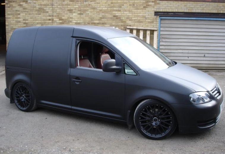 Plasti Dip Caddy Van Vw Caddy Maxi Volkswagen Caddy