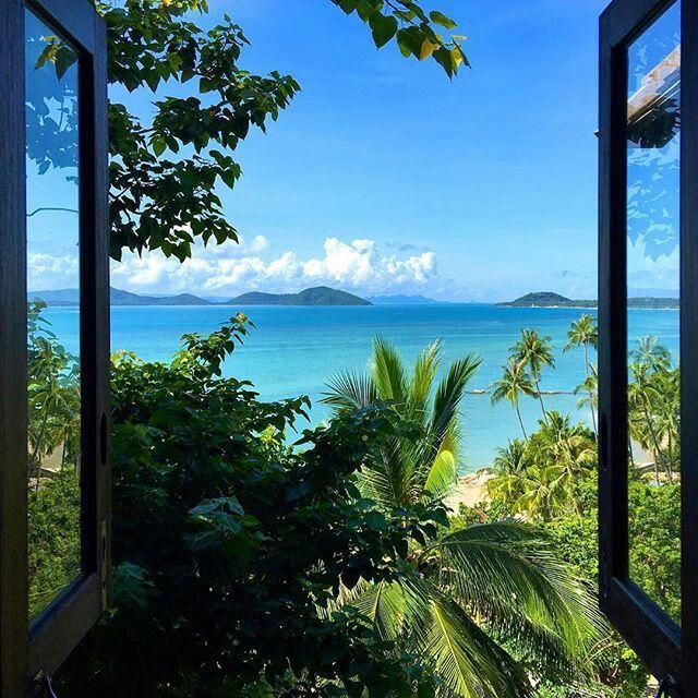 The Kamalaya Luxury Health Resort Spa In Koh Samui Thailand Instagram Travel Best Hair Vitamins