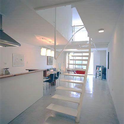 treppe dachboden - Google-Suche Treppenhaus Galerie Pinterest - welche treppe fr kleines strandhaus