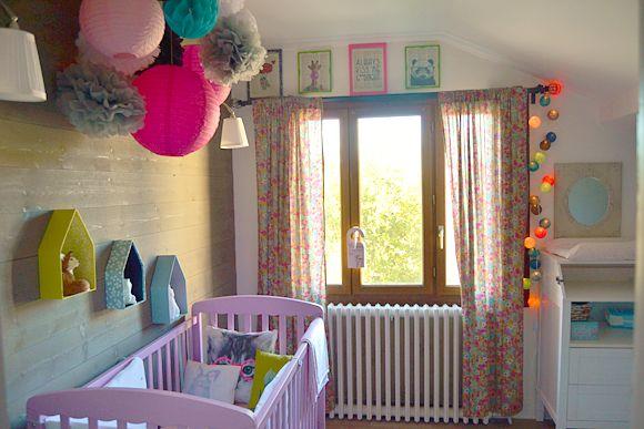 La chambre bébé de Tara | Bébé lit, Chambres bébé et Jolie chambre