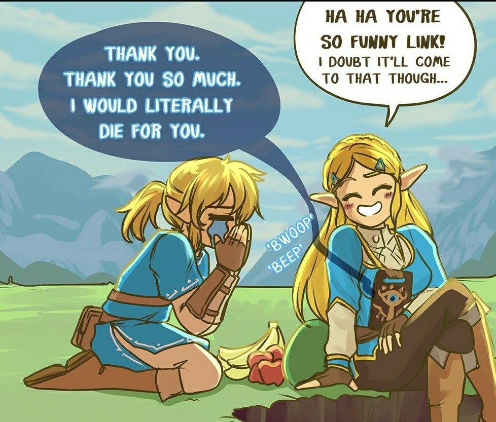 48++ Zelda comics info