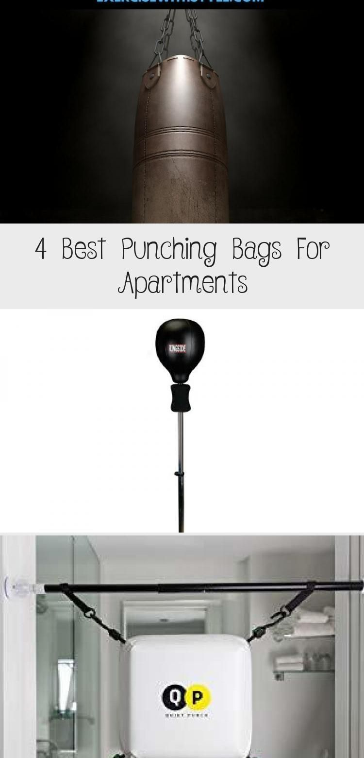 4 Best Punching Bags For Apartments in 2020 (With images