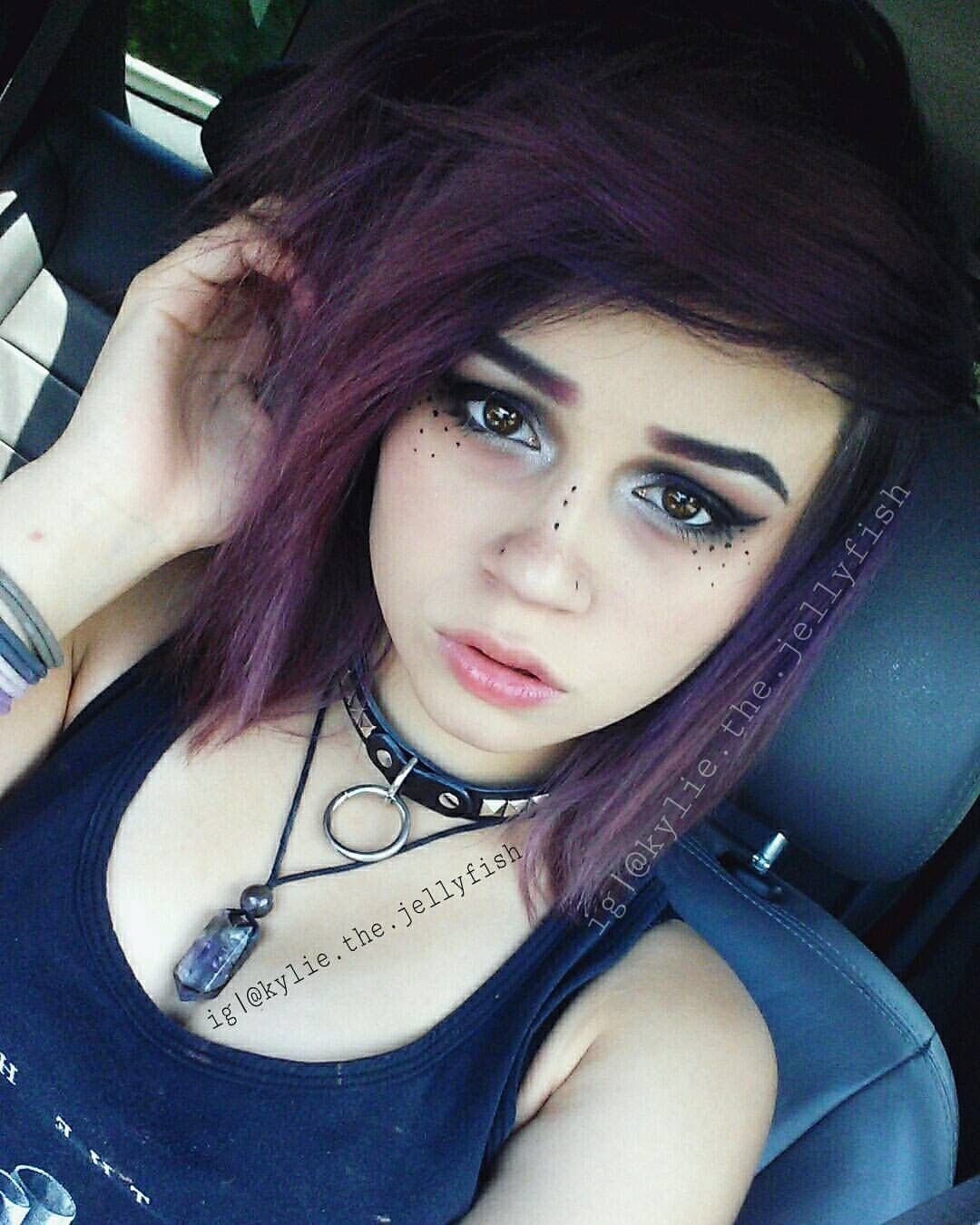 Pin by kelso aistrop on makeup pinterest feelings emo and kylie