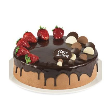 Image result for strawberry cake fnp | Australia cake. Cake delivery. Cake