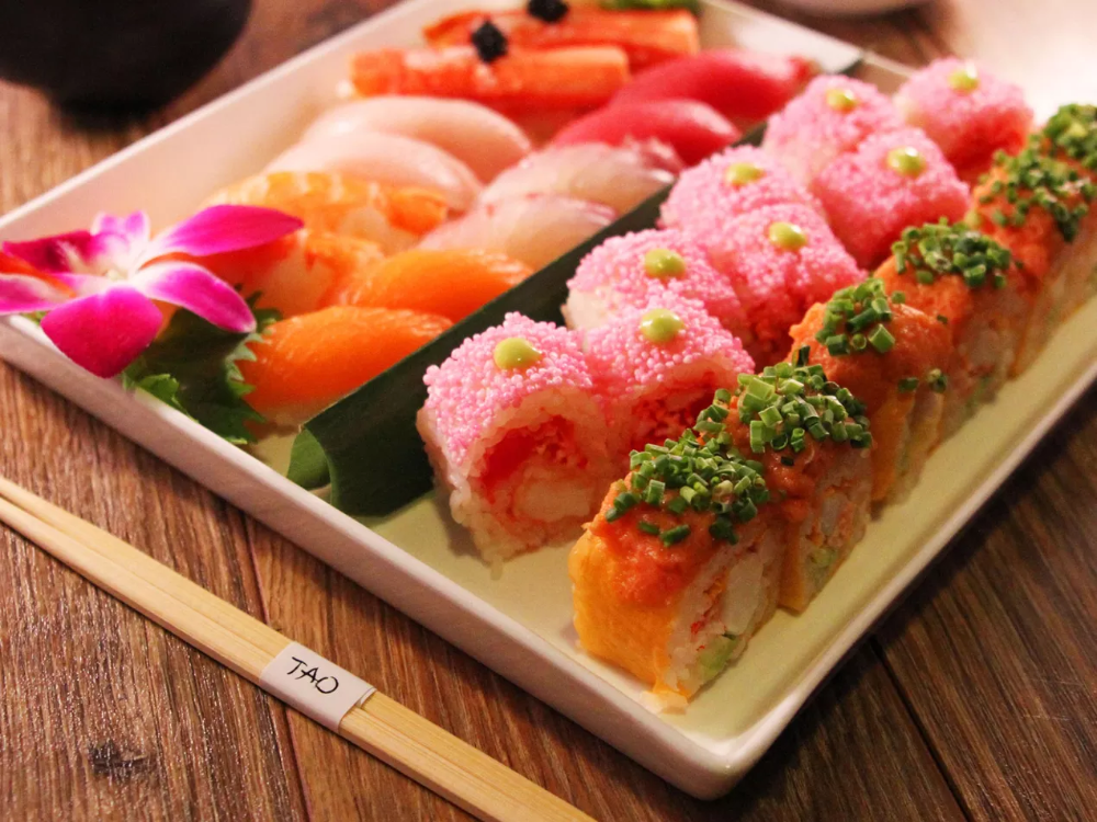 The essential Las Vegas sushi restaurants. | Sushi restaurants, Top sushi, Sushi