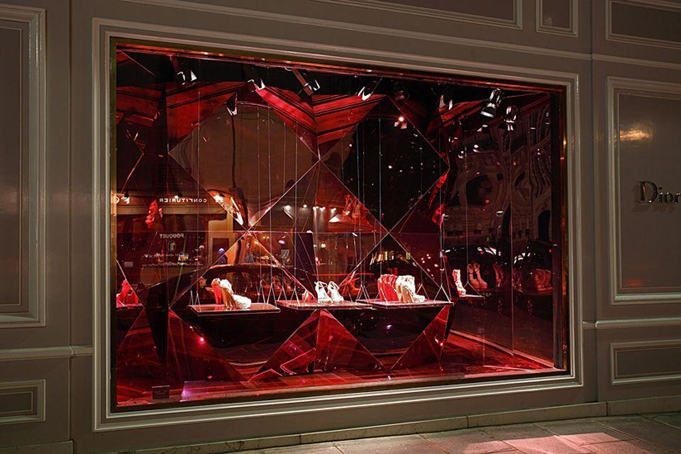 Plexi - Vitrines Dior Couture