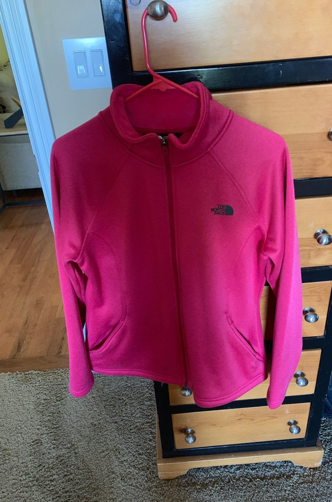 North Face Hot Pink Jacket Worn One Time Pink Jacket North Face Jacket Jackets [ 1600 x 1058 Pixel ]
