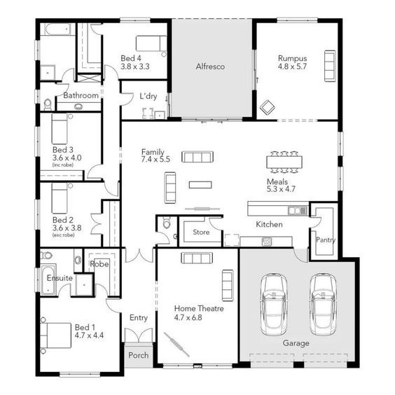 Design · Hammond Alfresco - Statesman House plans Pinterest House - fresh blueprint consulting ballarat