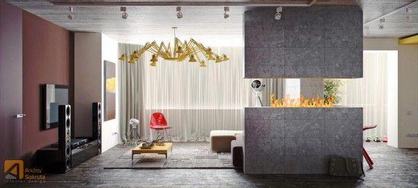 Modern design from andrey sukruta