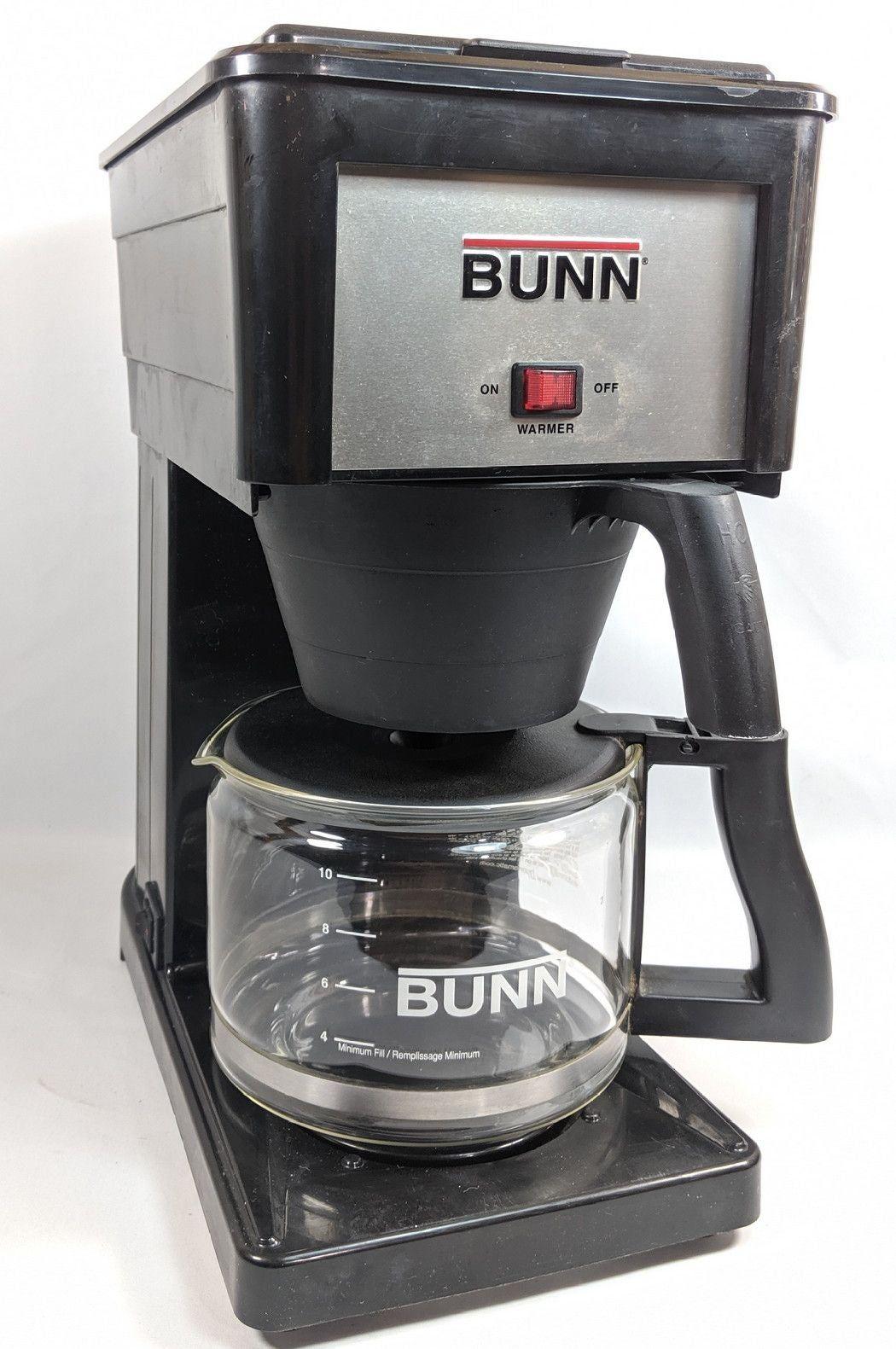 Bunn Coffee Maker Model Grx B Bunncoffeemaker Bunn Bunn Coffee