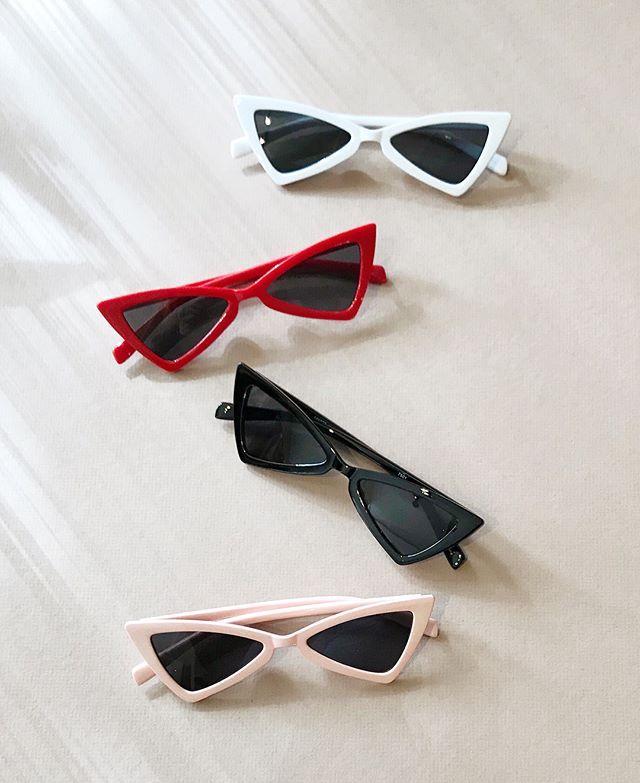 8fc4580b305 Electric Cat-Eye Sunglasses