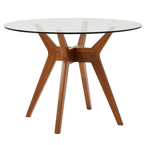 Buy west elm Jensen 4 Seater Round Dining Table Online at johnlewis comwest elm Jensen 4 Seater Round Dining Table   Dining table online  . Round Dining Table For 4 Seater. Home Design Ideas