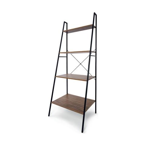 Industrial Ladder Bookshelf Ladder Bookshelf Bookshelves Shelves