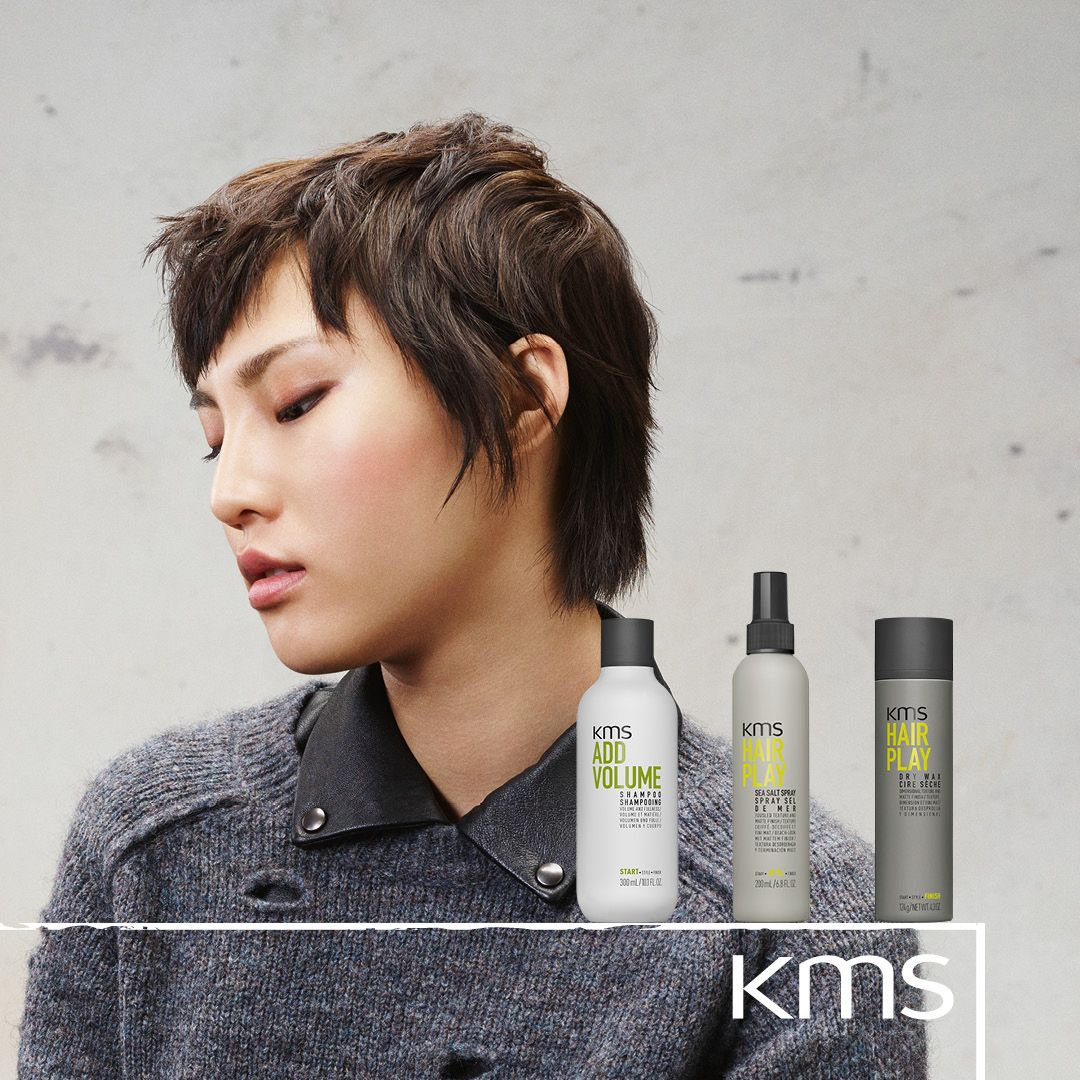 How To Create Xinji S Streetstyle Start Start With Addvolume Shampoo To Provide Lift To Fine Limp Hair St Best Hair Stylist Cool Hairstyles Sea Salt Spray