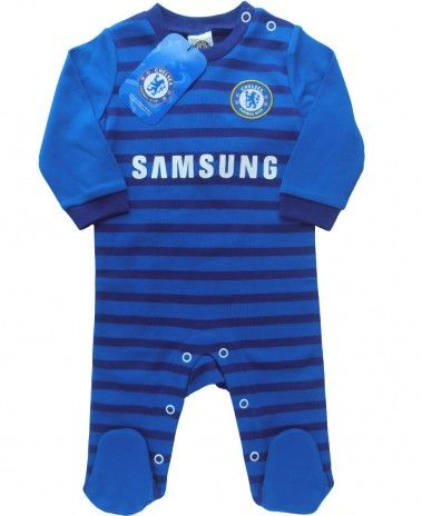 One Size New Blue//White Chelsea FC Official Baby 2 Pack Bib Set