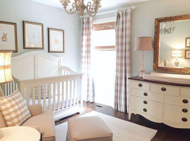 Soft Classic Traditional Baby Boy Nursery Beth Hart Designs