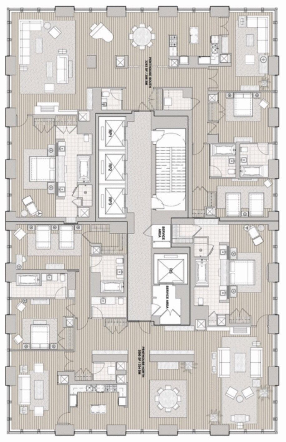 Condominiums Condominium Plan Hotel Floor Plan Condominium Architecture
