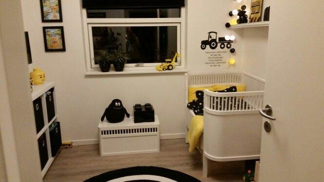 Sønnens værelse