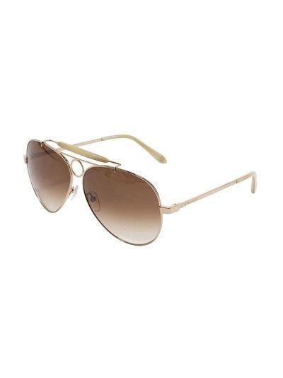 GIVENCHY Double Bridge Aviator Sunglasses