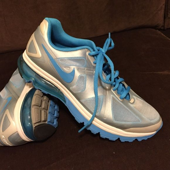 6938e79f6b01 Running Trainers · NWT Nike Air Max Excellerate 2 wms 8.5 blue grey Great  pair of Nike Air Max