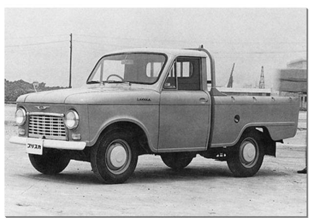 1963 Hino Briska Old Trucks Trucks Cars Pickup Trucks