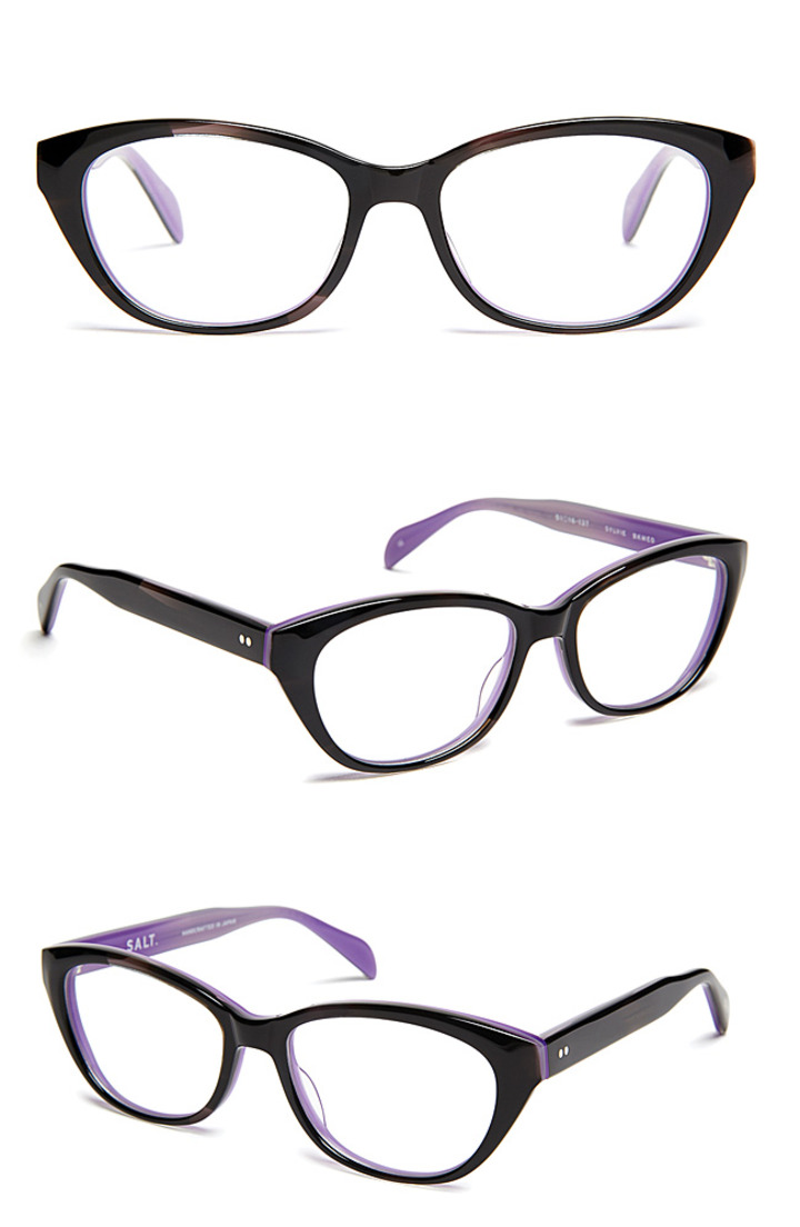 Cosima Niehaus\'s glasses from Orphan Black - \'Sylvie\' in Black ...