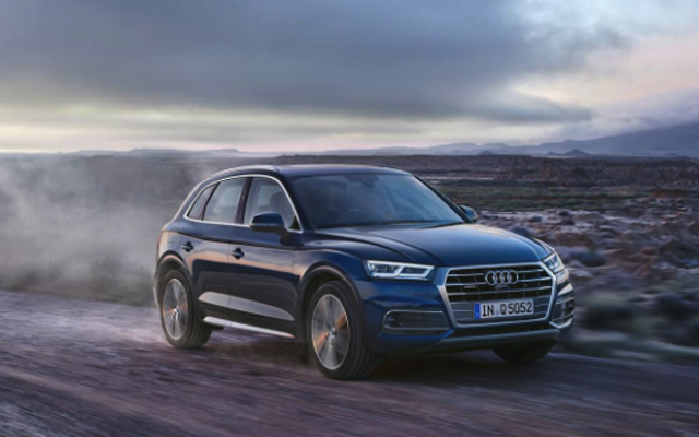 The New Audi Q5 Has Been With Awarded Five Stars By Euro Ncap Well Done Image Source Www Audi Co Uk Coches