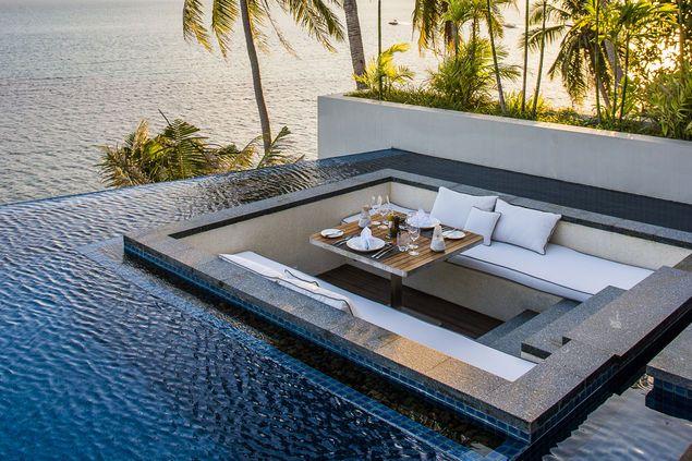 Top 10 Hotelpools: In Pool-Position - die schönsten Hotel-Pools der Welt Teil 6 - GQ