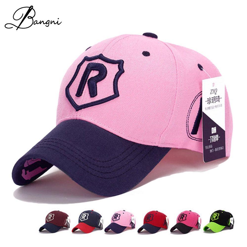 888dc7a42e79 New Fashion Letter R Shield Embroidery Snapback Baseball Cap Hats For Men  Women Gorras Sports Hat