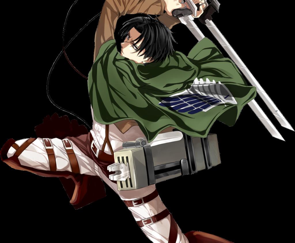 29 Shingeki no Kyojin Anime Quotes from Levi Ackerman