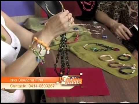 Revistero De Ideas Con Idys Bisuteria Fina 23/05/14