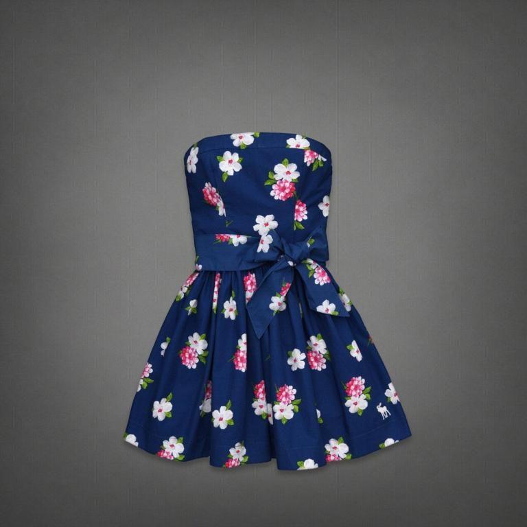 Abercrombie Fitch Sukienka W Kwiaty R M Usa 3407553591 Oficjalne Archiwum Allegro Womens Dresses Pretty Women Dresses Dresses