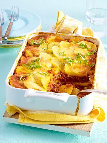 Rezept Kartoffel Hackfleisch kartoffel bolognese auflauf rezept ein gedicht hackfleisch und