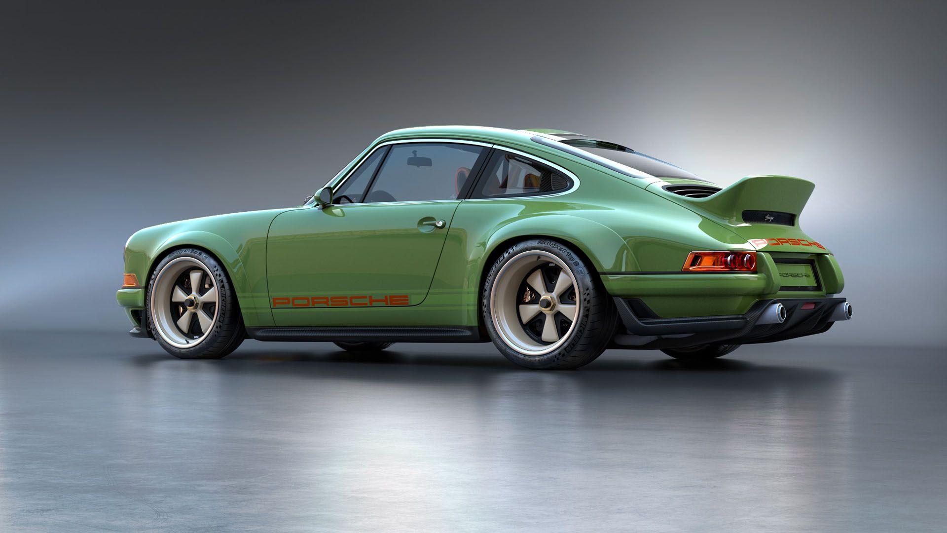 Singer Porsche Porsche 964 Porsche 911
