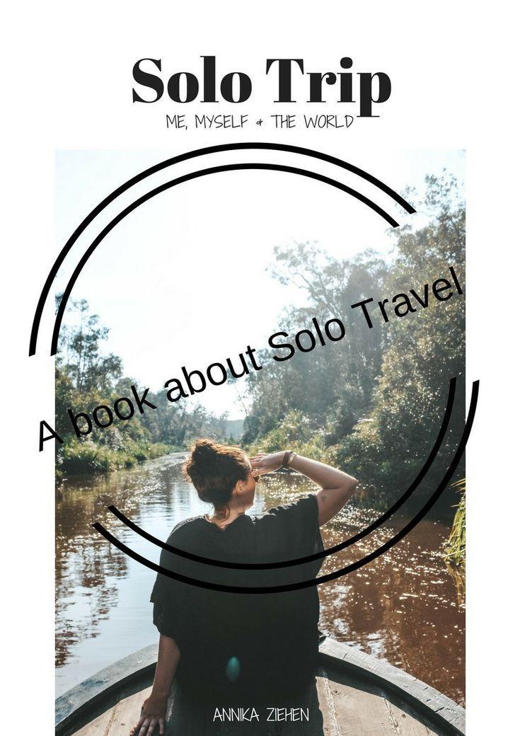 Solo Trip Book - Me, Myself & the World.