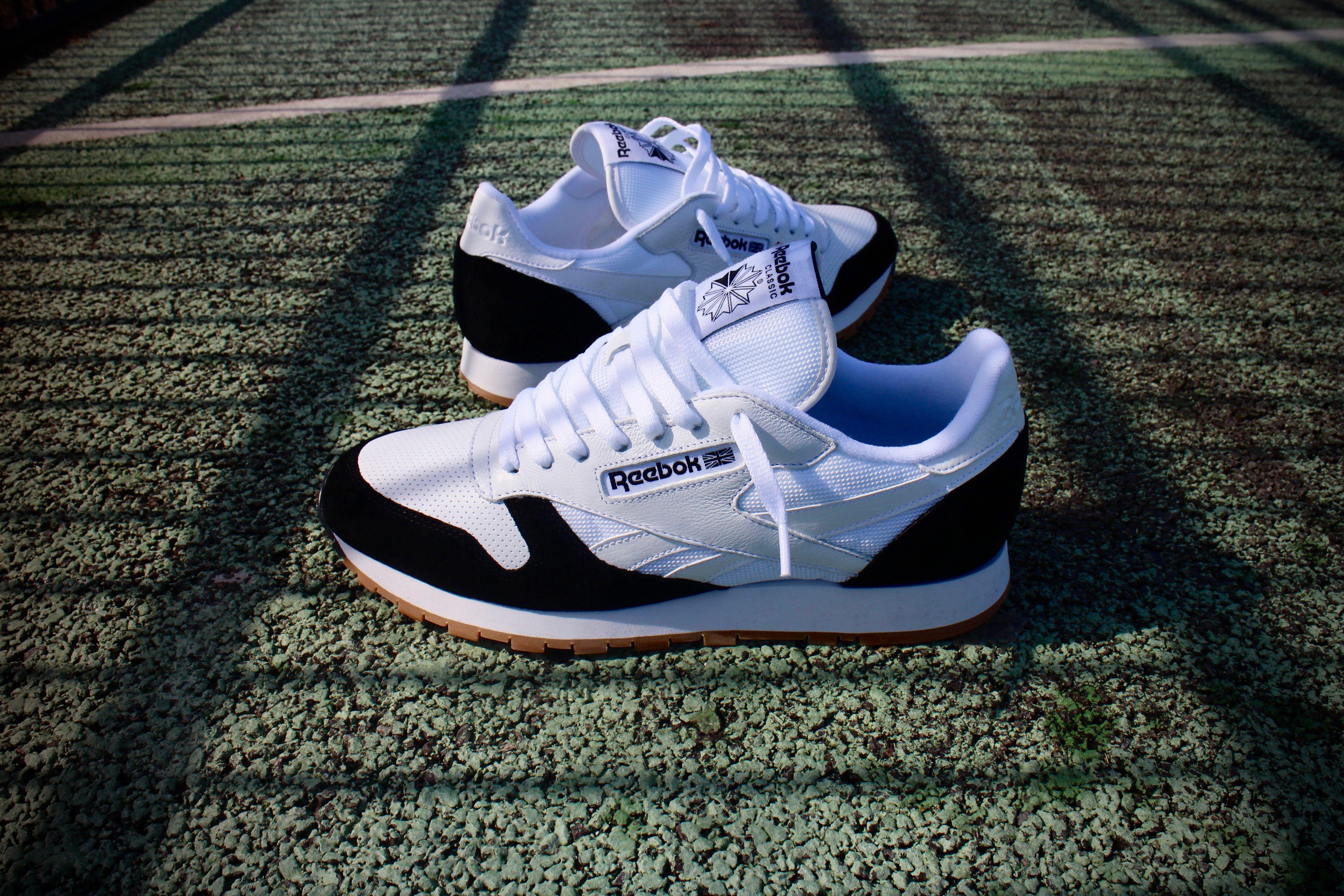 Reebok Classic Leather x Kendrick Lamar Sneaker Spotlight