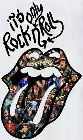 Pin By Ana Buckley On The Rolling Stones Rolling Stones Poster Rolling Stones Rolling Stones Blues
