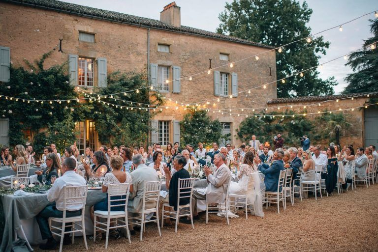An Elegant Alfresco French Chateau Wedding French Wedding Venues French Chateau Weddings France Wedding