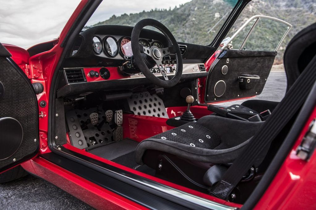 20 Impossibly Beautiful Custom Porsche Interiors With Images