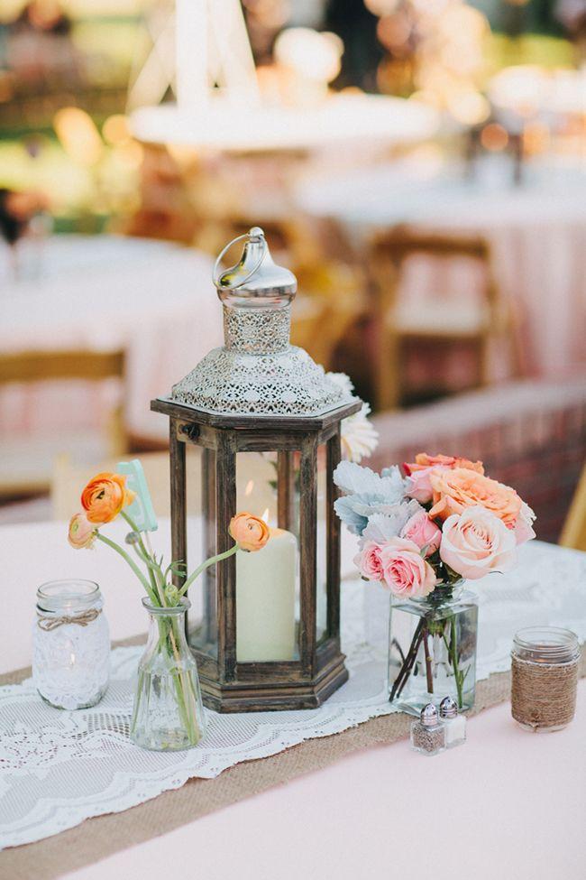Rustic Arizona Backyard Wedding