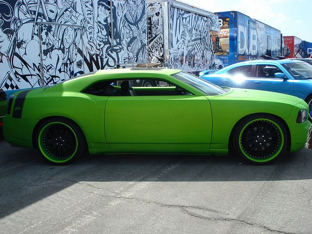 Spring Festival Of Lx S 08 Dodge Charger 2 Door West Coast Customs West Coast Customs Dodge Charger Dream Cars