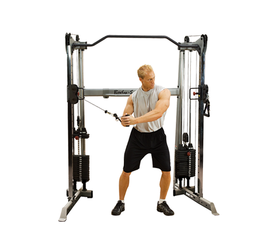GDCC200 - Body-Solid Functional Training Center 200 - Body-Solid NEW
