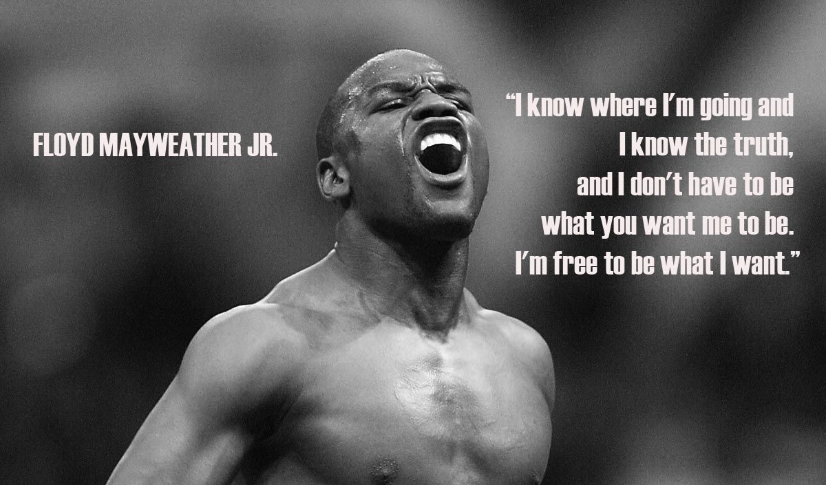 10 Inspirational Quotes From The Top Athletes Quotes Pinterest