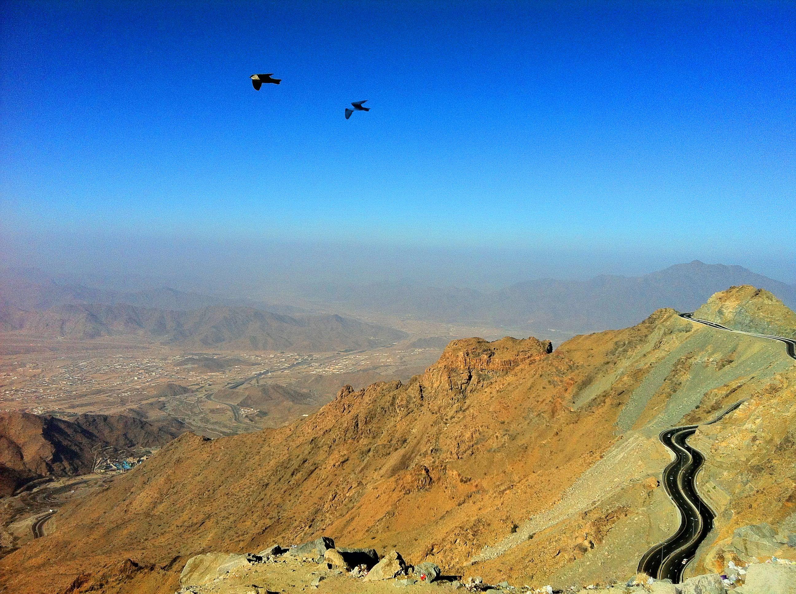 Al Hada Mountains Saudi Arabia Al Hada Mountains Saudi