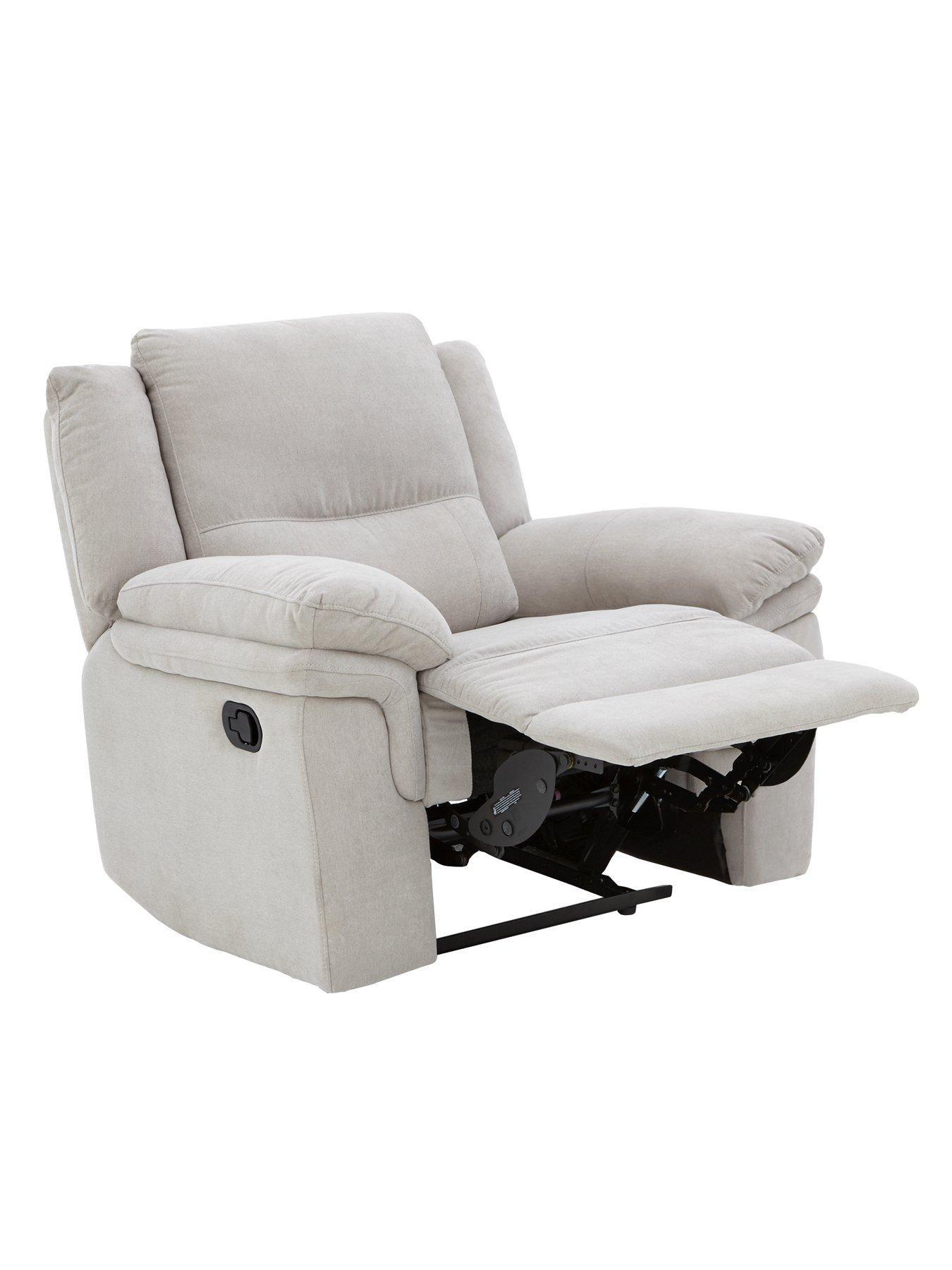 Fabric Manual Recliner Chairs Uk Sante Blog