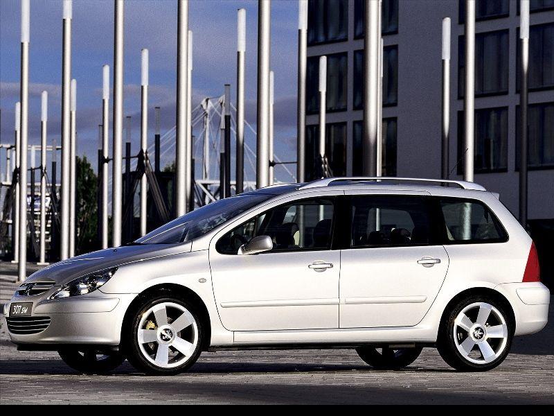 Peugeot 307 Sw 2001 Autos