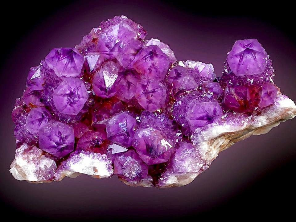 """Star Point Amethyst 