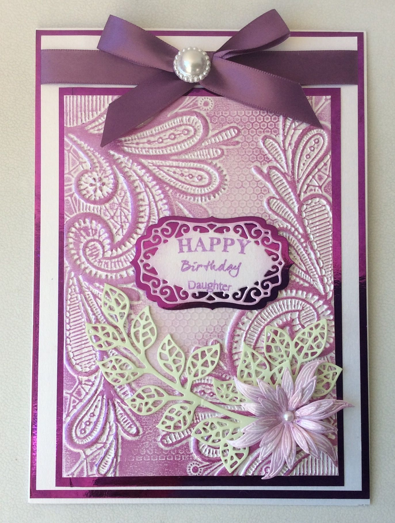 3d embossing folder embossed cards crafters companion