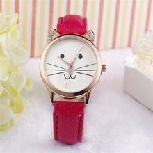 Schöne Panda Cartoon Neuen Uhren für Gilrs Frauen Kleid Uhren Uhr Trendy Fashion Gold Armbanduhren Relogio Feminino(China (Mainland))